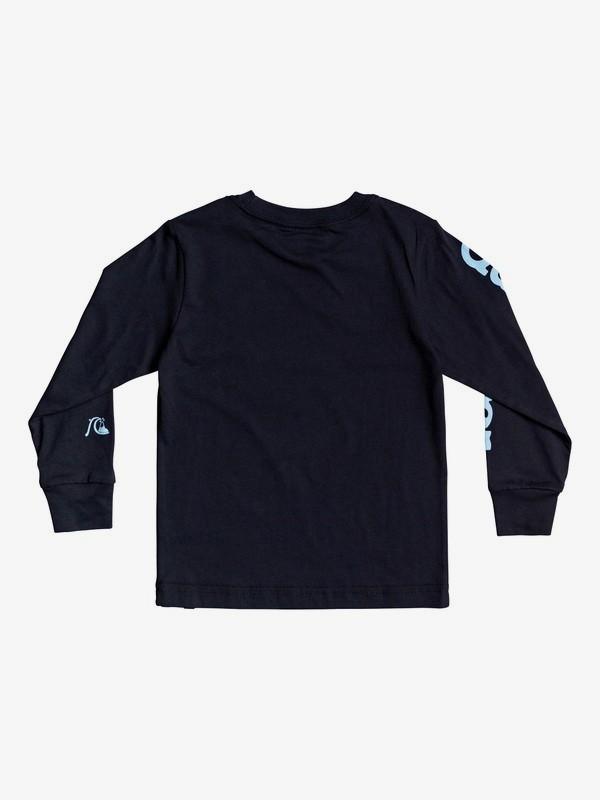 Bouncing Heart - Long Sleeve T-Shirt for Boys 2-7  AQKZT03508