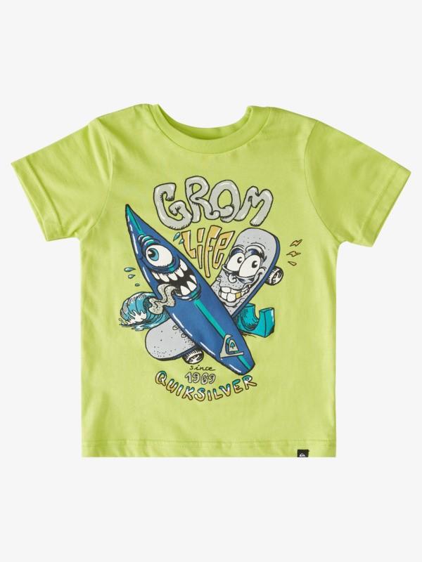 Tripping Off - T-Shirt for Boys 2-7  AQKZT03670