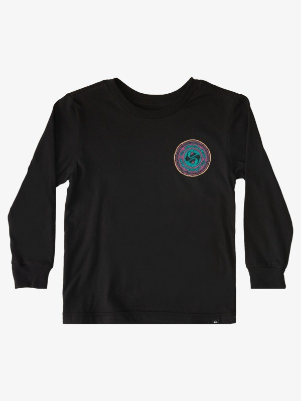 Stick Around - Long Sleeve T-Shirt for Boys 2-7  AQKZT03676