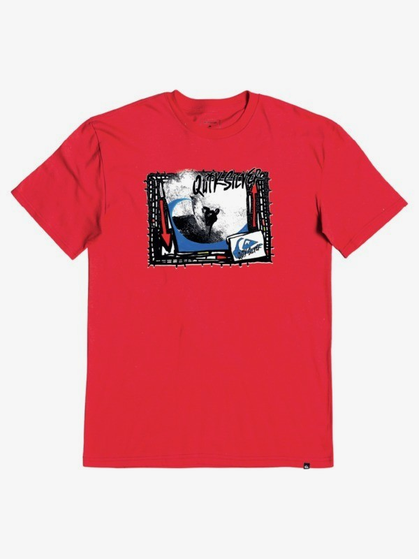 Pushing Water - T-Shirt for Boys 2-7  AQKZT03774