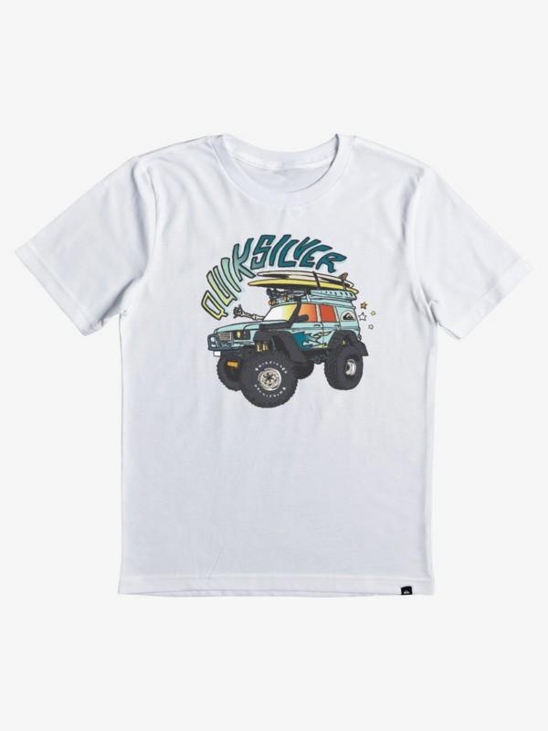 Venture West - T-Shirt for Boys 2-7  AQKZT03776