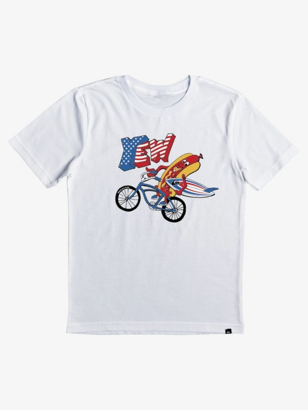 Freedom Weiner - T-Shirt for Boys 2-7  AQKZT03779