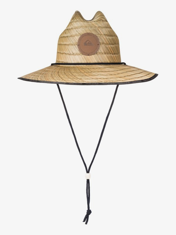 Waterman Dredge - Straw Lifeguard Hat for Men  AQMHA03057