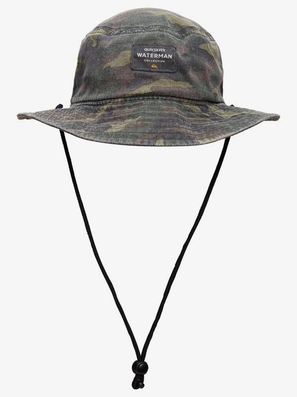 Waterman Vice Breaker - Bucket Hat for Men  AQMHA03113