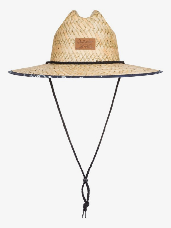Waterman Outsider - Straw Lifeguard Hat  AQMHA03116