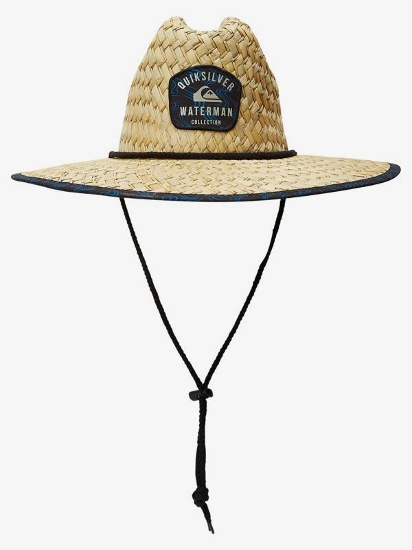 Waterman Outsider - Straw Lifeguard Hat  AQMHA03116