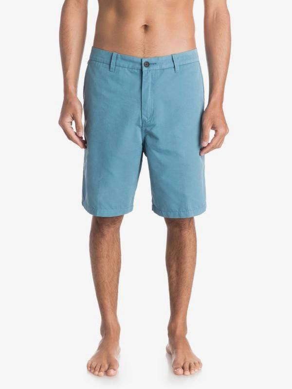 0 Waterman Maldive - Pantalones cortos tipo Chino para Hombre  AQMWS03058 Quiksilver