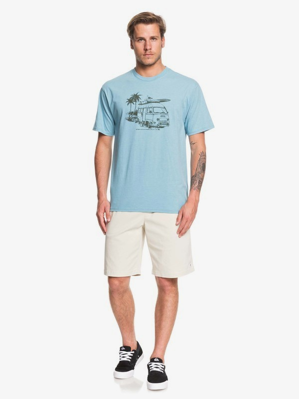 Waterman Day Shift - T-Shirt for Men AQMZT03377