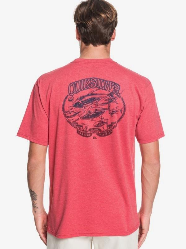 Waterman Pacific Schools - T-Shirt for Men  AQMZT03378