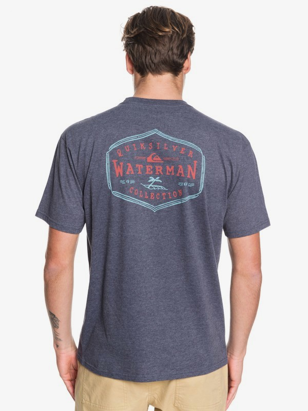 Waterman Anchored Mission - T-Shirt for Men  AQMZT03380