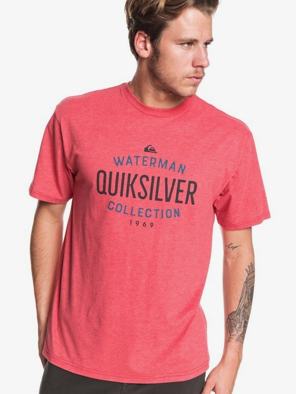 Waterman Under Tow - T-Shirt for Men  AQMZT03383
