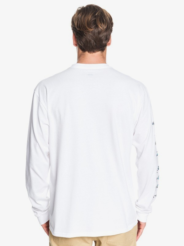 Waterman Lure Me In - Long Sleeve T-Shirt for Men  AQMZT03393