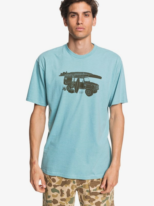 Waterman Motion Sickness - T-Shirt for Men  AQMZT03431