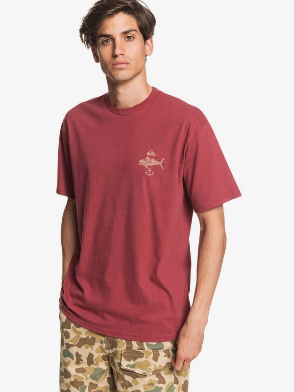 Waterman Sea Tune - T-Shirt for Men  AQMZT03433