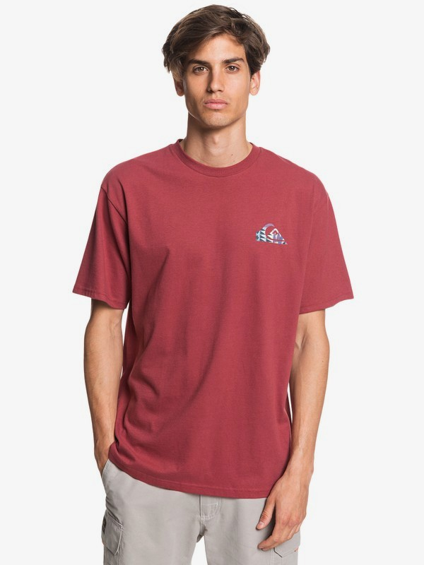 Waterman Lost Reef - T-Shirt for Men  AQMZT03437
