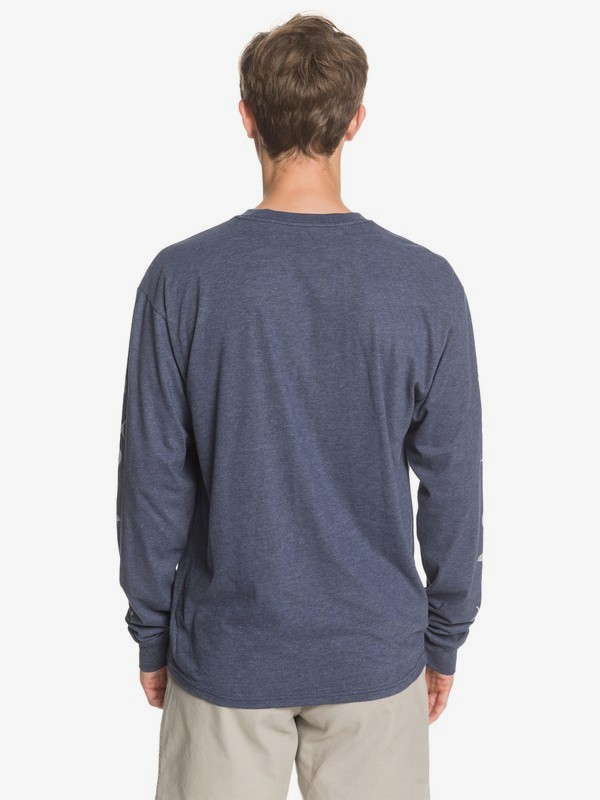 Waterman Sea Grove - Long Sleeve T-Shirt for Men  AQMZT03439
