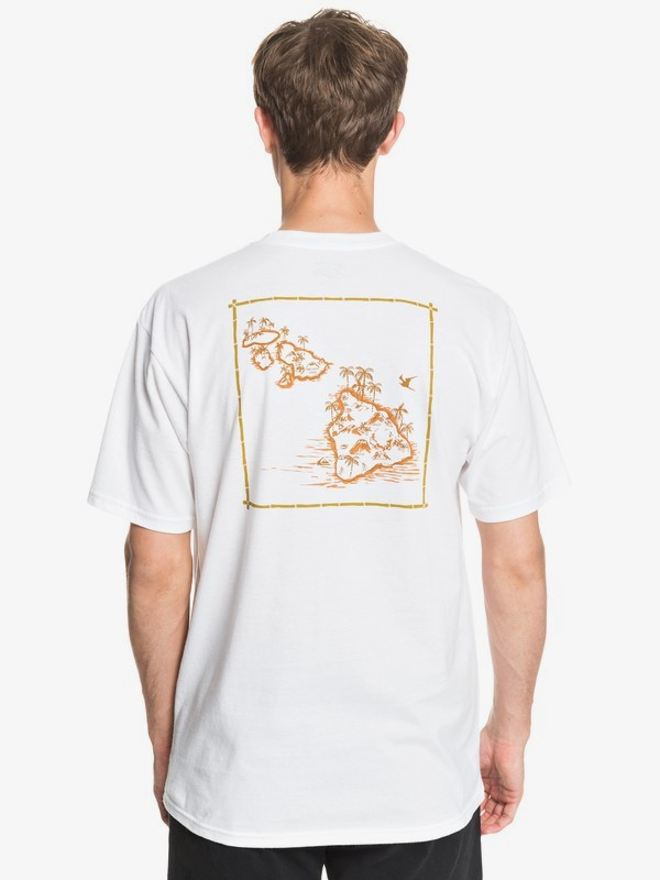 Waterman Map Dreams - T-Shirt for Men  AQMZT03443