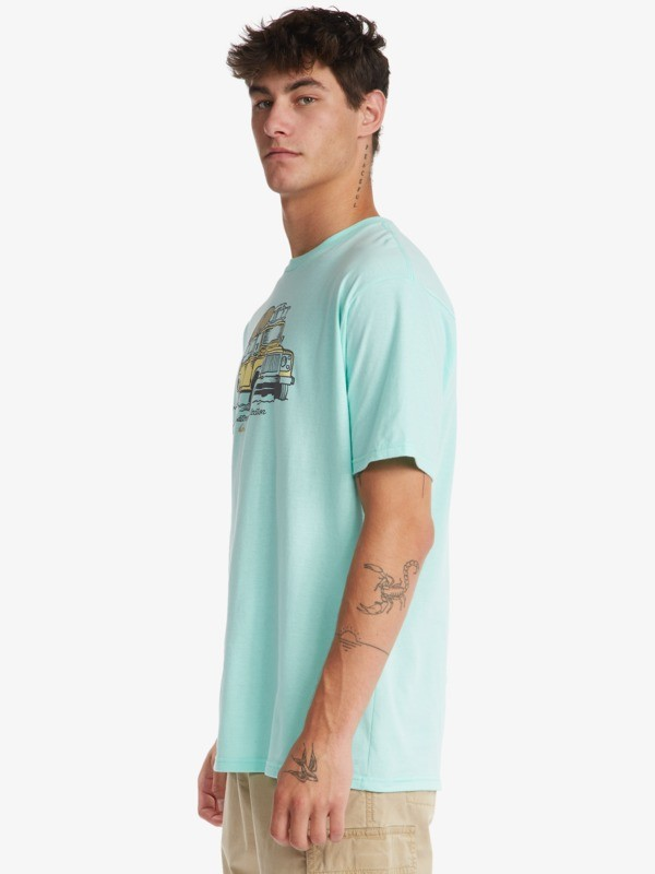 Waterman Private Road - T-Shirt for Men  AQMZT03511