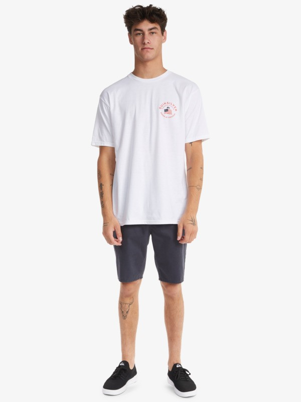 Waterman Waves Of Freedom  - T-Shirt for Men  AQMZT03514