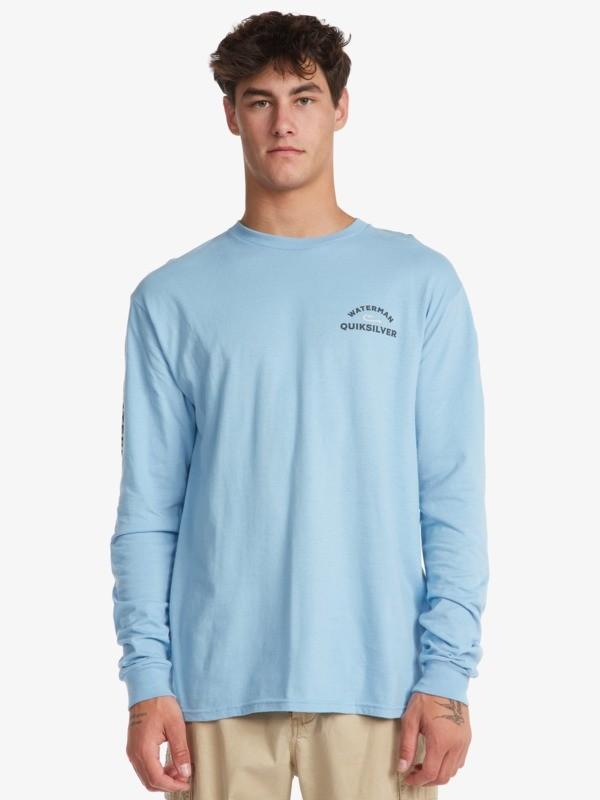 Waterman Still Now - Long Sleeve T-Shirt for Men  AQMZT03516