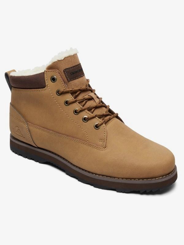 0 Mission V - Shoes Beige AQYB700027 Quiksilver