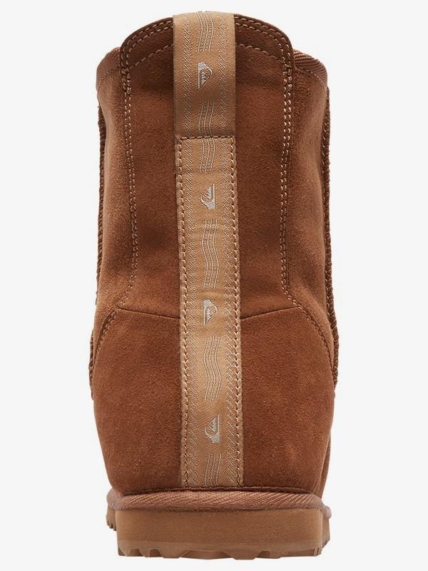 Niamey - Sheepskin Boots for Men  AQYB700036