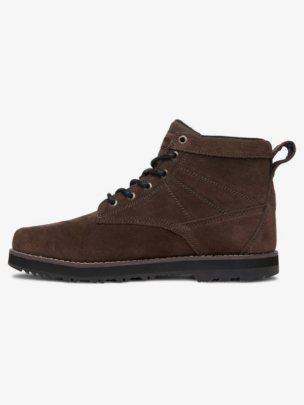 Gart - Suede Lace-Up Winter Boots for Men  AQYB700046