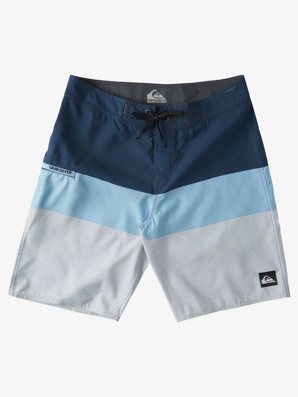 """T Everyday Blocked 20"""" - Board Shorts for Men  AQYBS03416"""