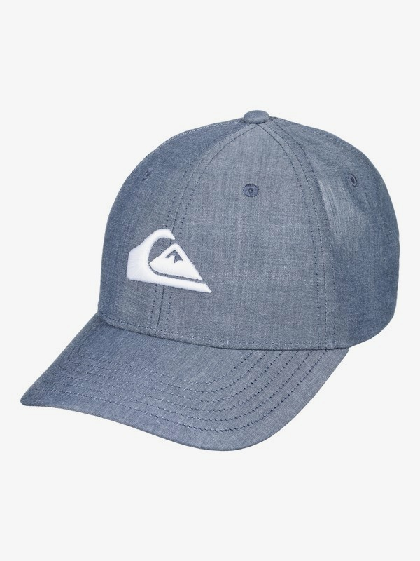 0 Charger Plus - Snapback Cap for Men  AQYHA04140 Quiksilver