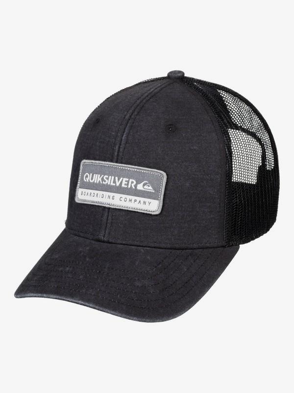 Rinsed - Trucker Cap for Men  AQYHA04437