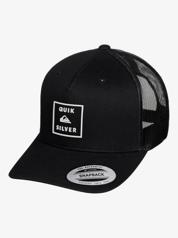 Locked In - Trucker Cap for Men AQYHA04444