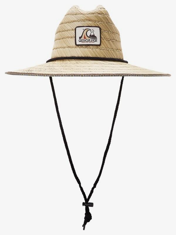 Dredged - Straw Lifeguard Hat for Men  AQYHA04603