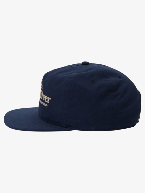 Slow Downtown - Recycled Snapback Cap for Men  AQYHA04909
