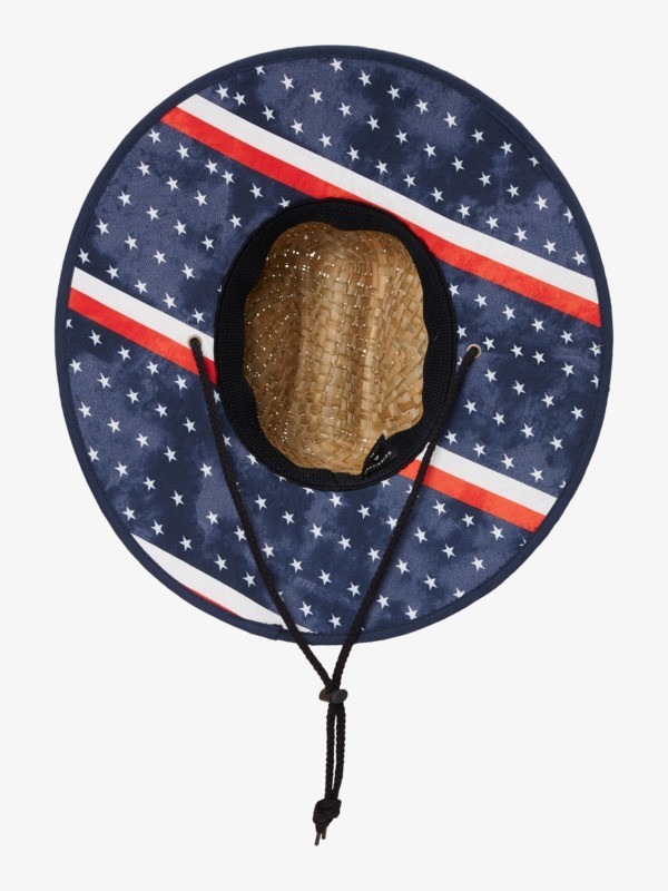 Outsider Americana - Straw Lifeguard Hat for Men  AQYHA04921