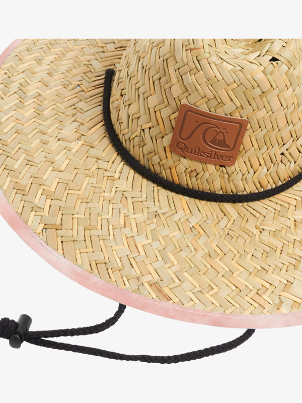 E Outsider Cloud - Straw Lifeguard Hat for Men  AQYHA04992
