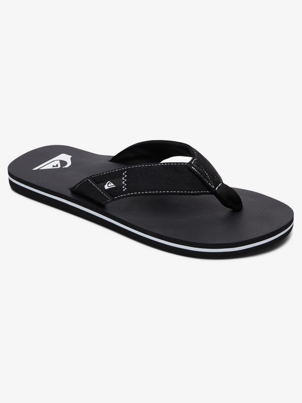 0 Molokai Abyss - Sandals for Men Black AQYL100570 Quiksilver