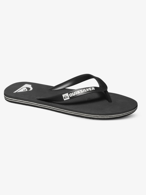 0 Molokai - Flip-Flops for Men Black AQYL100601 Quiksilver