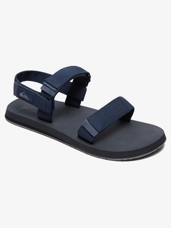 0 Monkey Caged - Sandals for Men Blue AQYL100748 Quiksilver