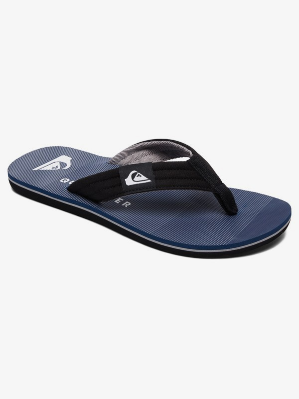 0 Molokai Layback - Sandals for Men Black AQYL100784 Quiksilver