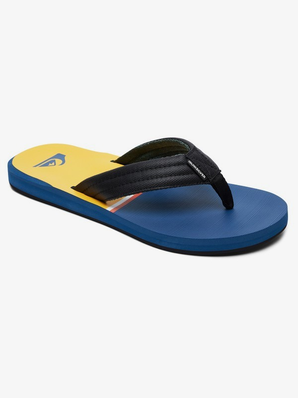 0 Carver - Sandals for Men Blue AQYL100809 Quiksilver