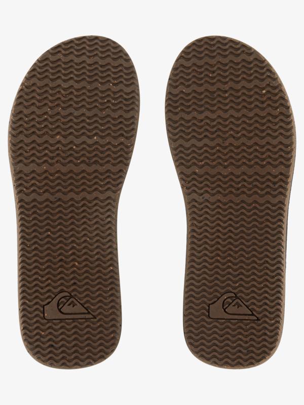 Carver Natural - Leather Sandals for Men  AQYL101088