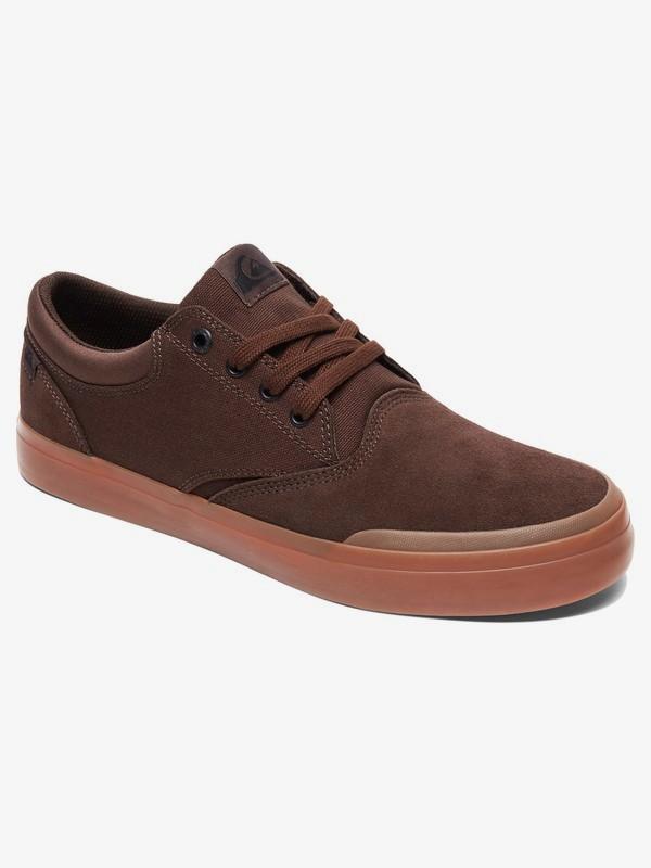 0 Verant - Zapatos para Hombre Marron AQYS300066 Quiksilver