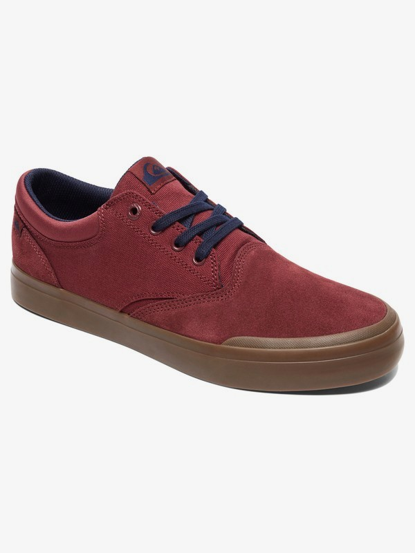 0 Verant - Shoes for Men Red AQYS300066 Quiksilver
