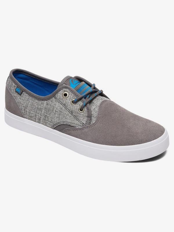 0 Shorebreak Deluxe - Shoes for Men Grey AQYS300074 Quiksilver