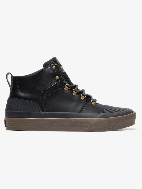 Grebe - Water-Resistant High-Top Shoes for Men AQYS300076