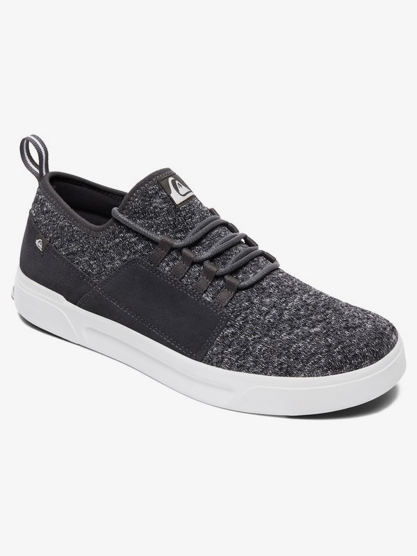 0 Winter Stretch Knit - Zapatillas para Hombre Gris AQYS700057 Quiksilver