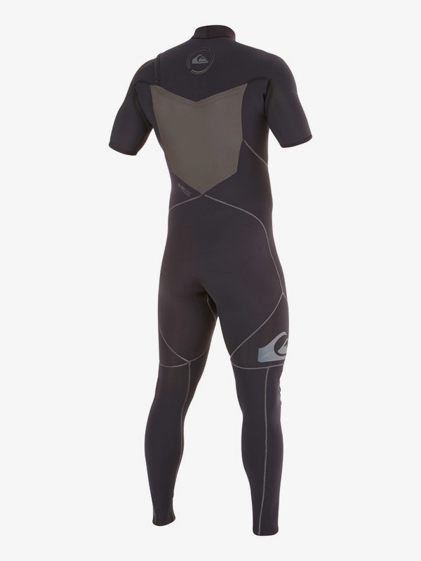AG47 Performance 2/2mm - Chest Zip Short Sleeve Wetsuit  AQYW303015