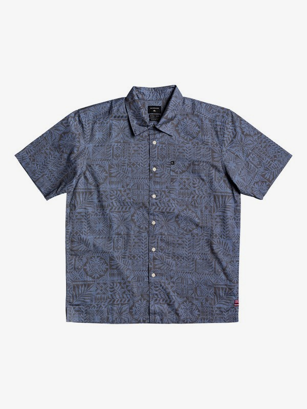 HI Hyper - Printed Short Sleeve Shirt  AQYWT03202