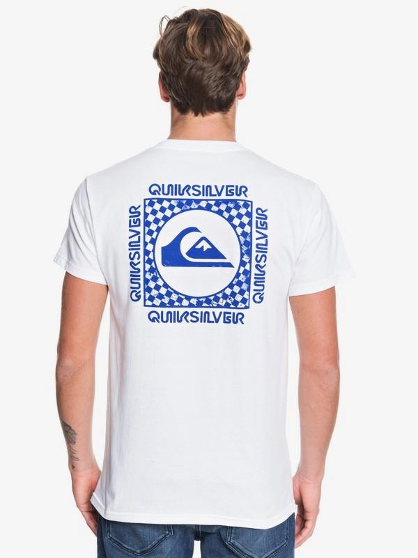 Checker Out - T-Shirt for Men  AQYZT06187