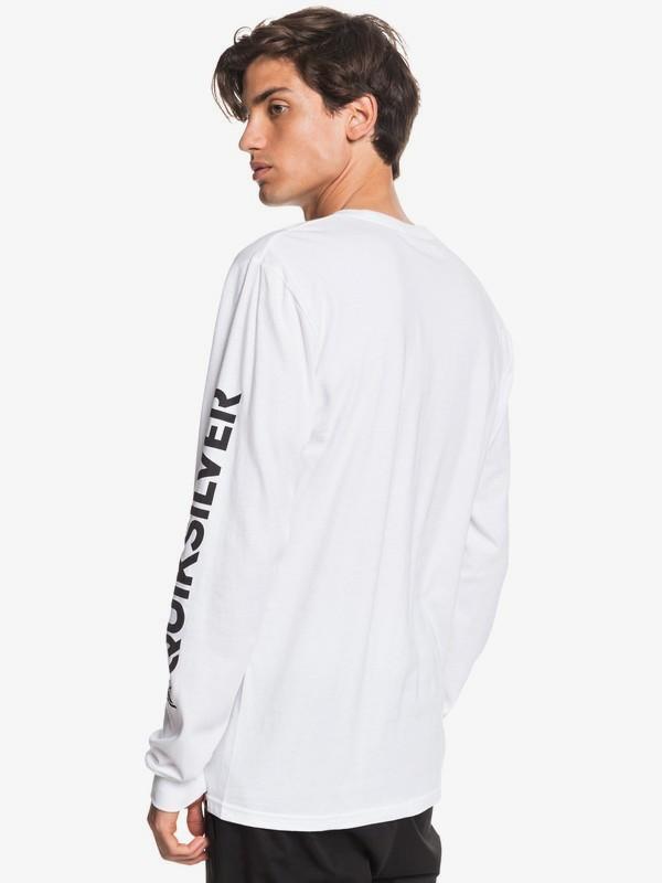 Comp Logo - Long Sleeve T-Shirt for Men  AQYZT06759